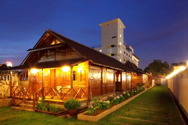 The Settlement Hotel in Melaka