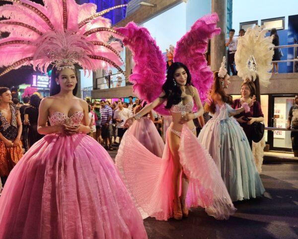 Transvestite Cabaret Show in Pattaya