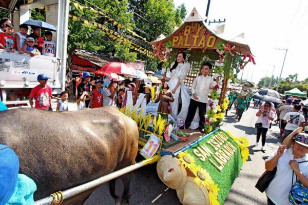 Barangay Paltao Pulilan Festival Float