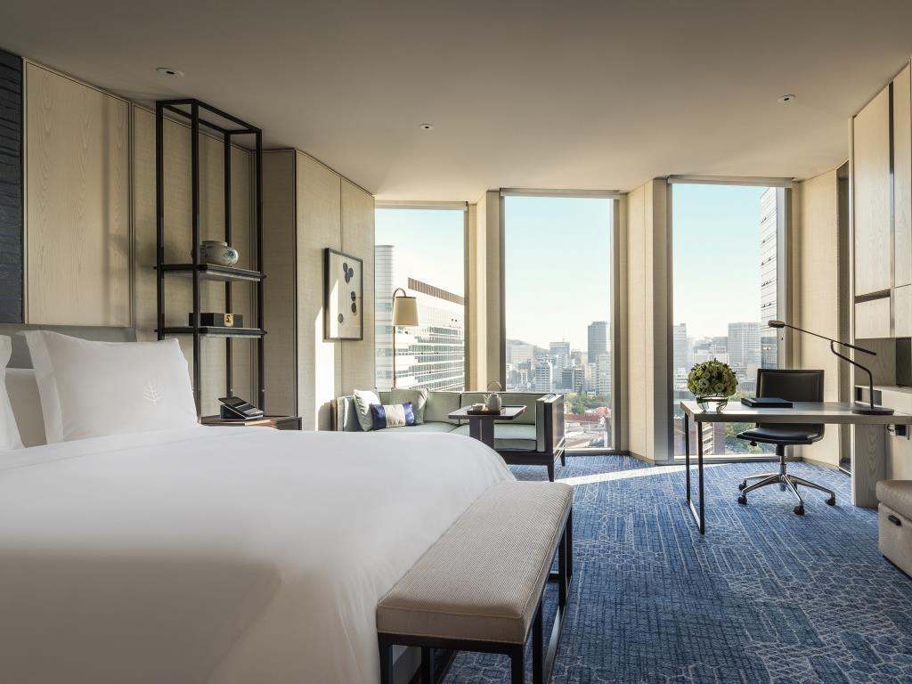 Four Seasons Hotel Seoul In South Korea