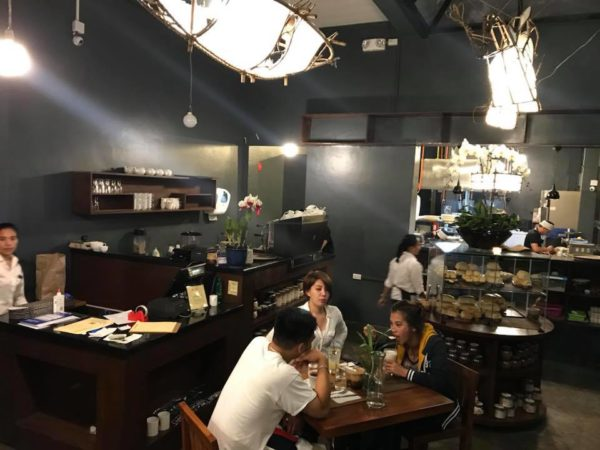 Ground floor dining area photo by Coffee Culture and Arts FB