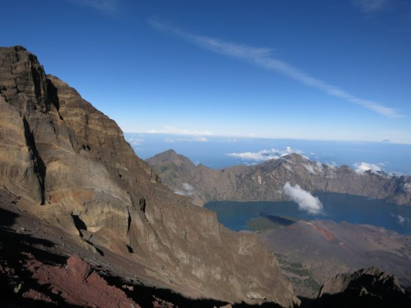 Gunung Rinjani Crater Lake