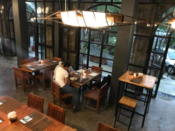 Inside the newly renovated Cafe by the Ruins photo by Coffee Culture and Arts FB
