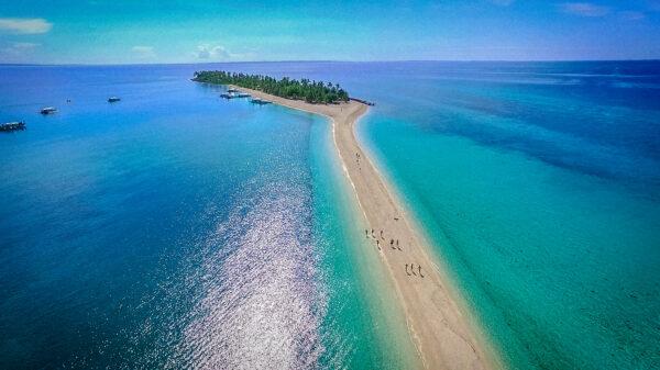 Kalanggaman Drone photos by Joseph Pasalo of SEF TV