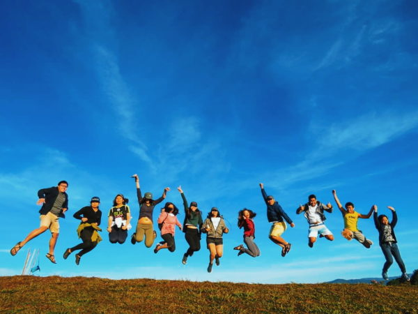 Sagada Marlboro Summit Jump Shot