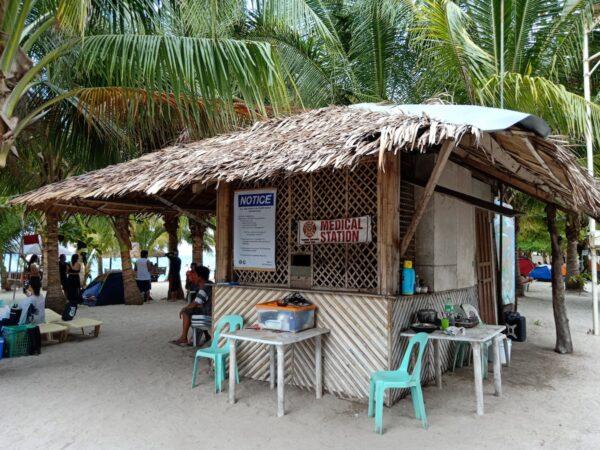 Medical Station Kalanggaman