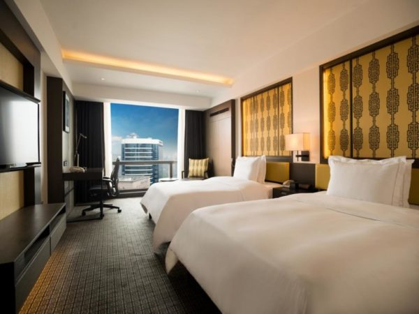 Millennium Seoul Hilton Hotel in South Korea