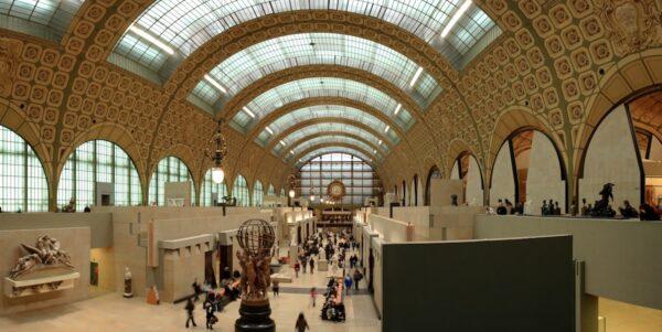 Paris' Musee d'Orsay