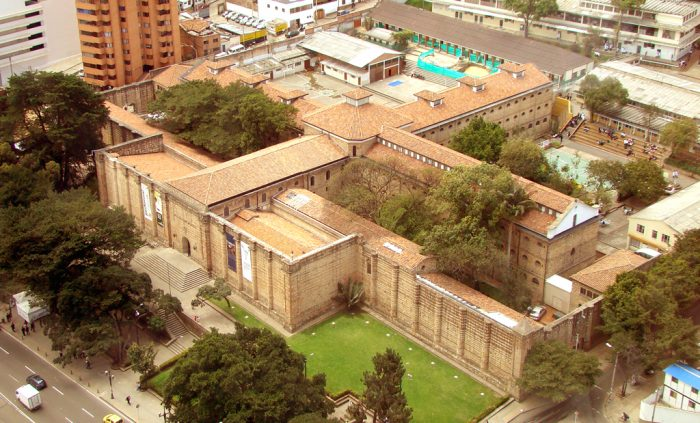 National Museum of Colombia by Carlos Gustavo Suarez Cruz via Wikipedia CC