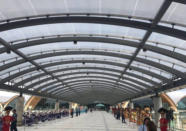 New Mactan-Cebu International Airport Terminal 2 photo by MJ de Leon