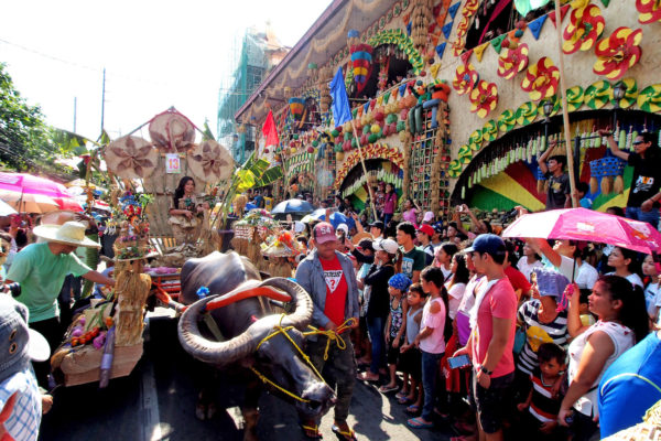 Pulilan Carabao Festival Float Parade