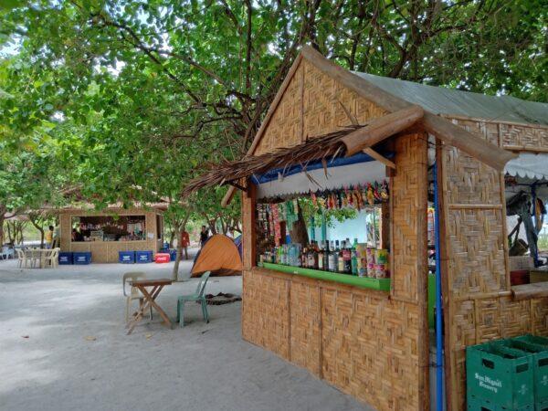 Sari-Sari Stores in the Island