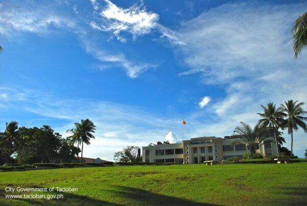 Tacloban City Hall photo by Tacloban City Government FB