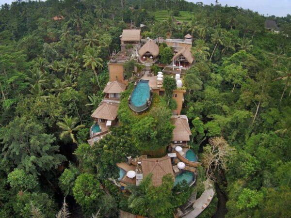 The Kayon Resort Ubud by Pramana