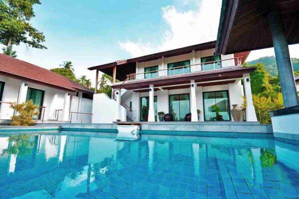 Villa Prana Samui
