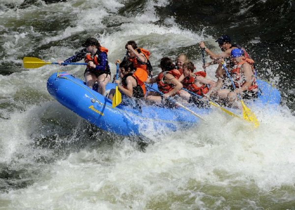 White Water Rafting in Cagayan de Oro City