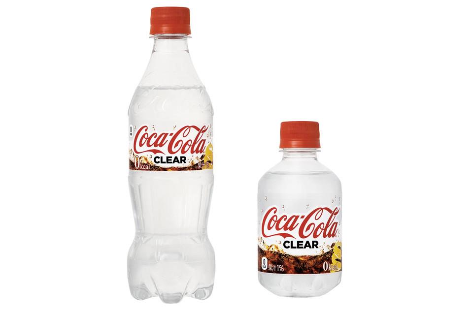 Clear Coke