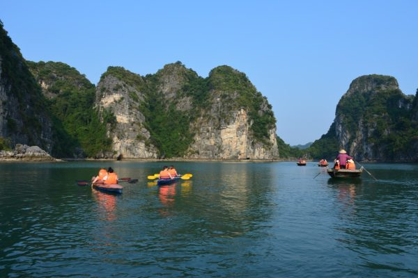Adventure Guide to Ha Long Bay Vietnam