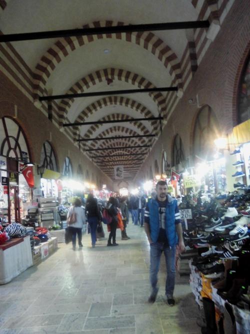 Ali Pasha bazaar Edirne