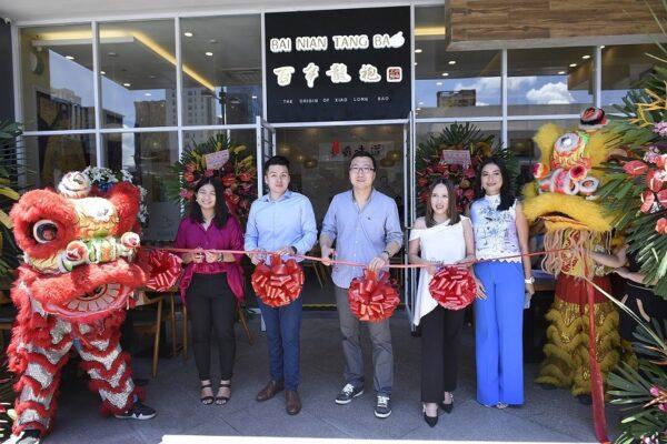 Bai Nian Tang Bao Philippines Grand Opening