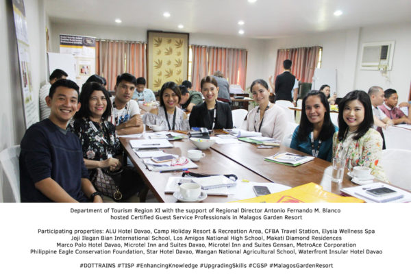 Department of Tourism Region XI 4