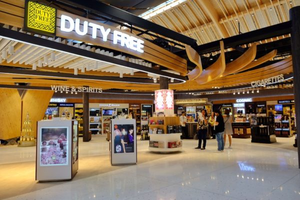 Duty Free PH at Cebu Airport T2