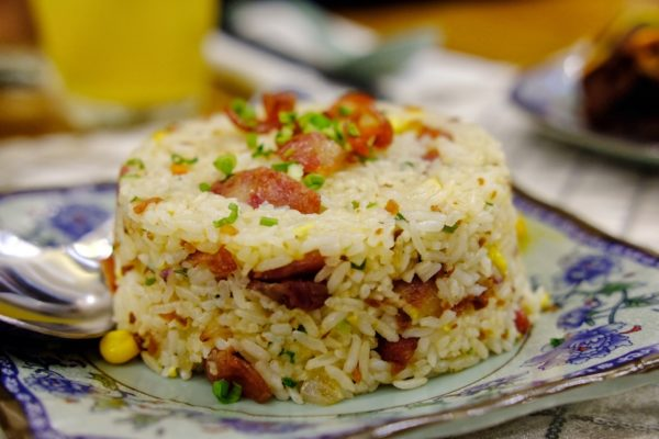 Special Sausage Fried Rice
