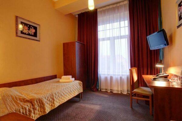 Hotel Lothus in Wroclaw