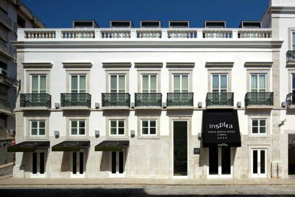 Inspira Santa Marta, Portugal