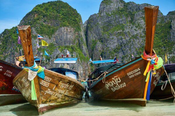 Maya Bay Thailand Travel Promos