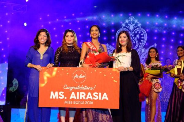 Miss Tagbilaran is the New Miss Bohol 2018 and Miss AirAsia 2018