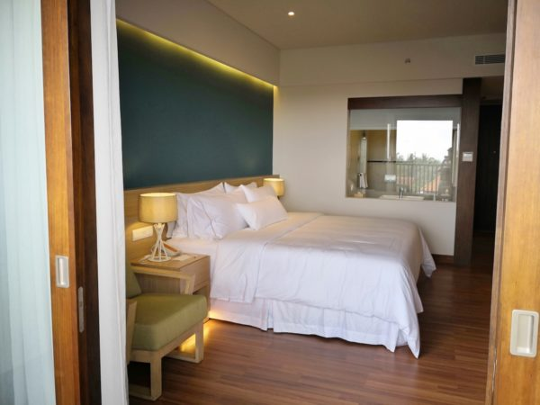 My room in Ubud