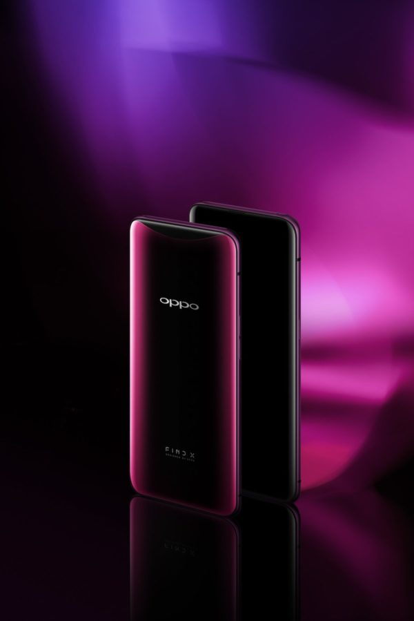 OPPO Find X now in the Philippines