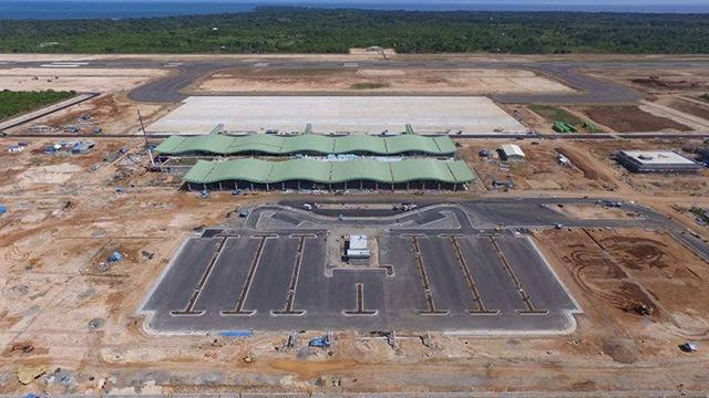 Panglao Airport Landscape