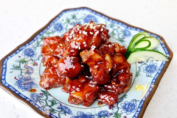 Shanghai Special Braised Pork