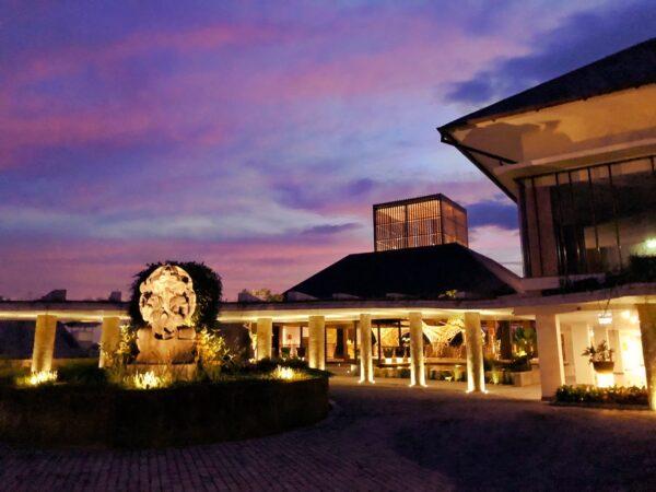 Sunset at Element by Westin Bali Ubud