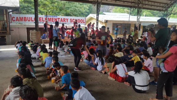 TBP Corporate Social Responsibility 2018 at Cambulo Elementary School