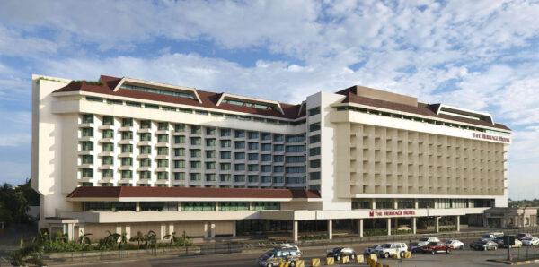 The Heritage Hotel Manila Facade
