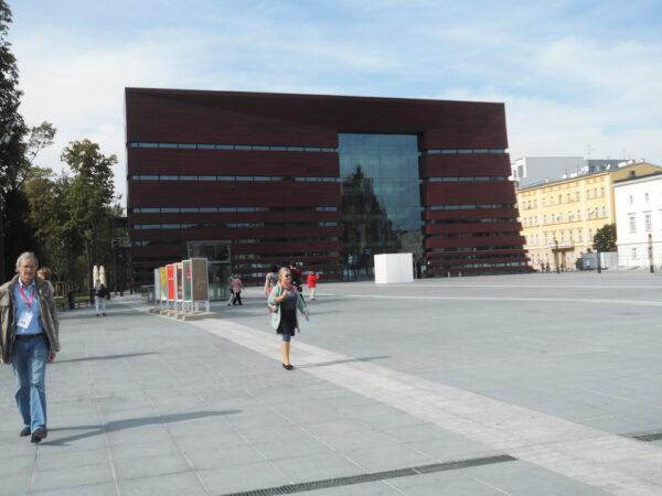 Wroclaw opera house