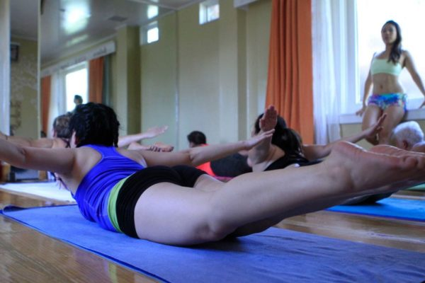 Yoga Classes at the Manor Baguio photo via FB Page