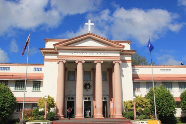 Ateneo de Naga University by Ma Alecxa Caning via Wikipedia CC
