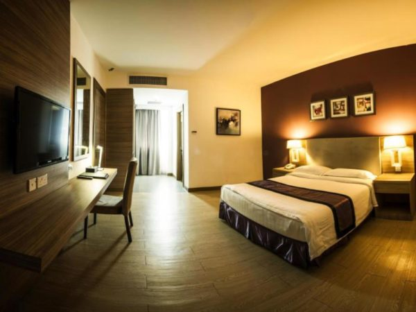 Badiah Hotel in Bandar Seri Begawan