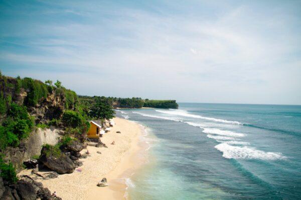 Balangan Beach by Jose Casal via Unsplash