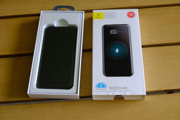 Baseus Bracket Wireless Charger 8000mAh