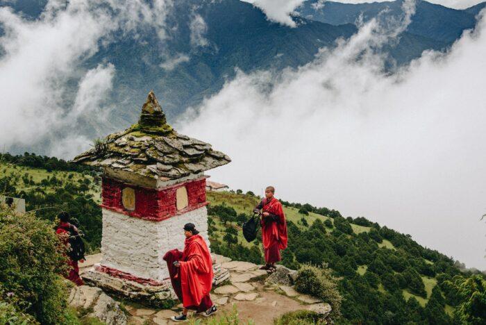 Bhutan Travel Itinerary photo by @adliwahid via Unsplash