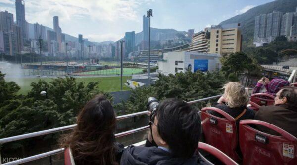 Big Bus Tours Hong Kong photo via KLOOK