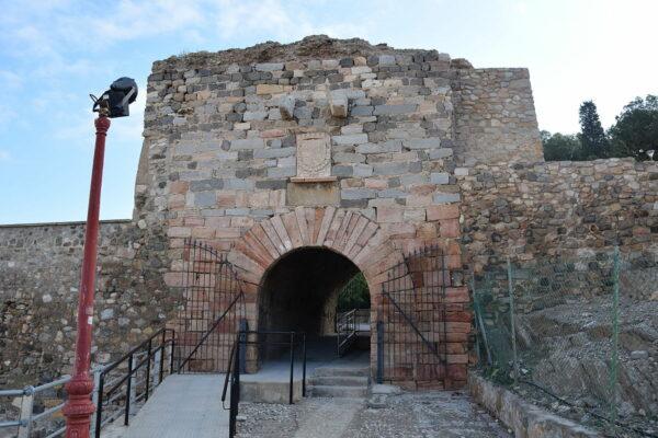 Castillo de la Concepcion Cartagena