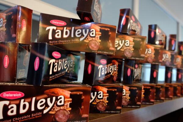 Dalareich Tableya Native Chocolate Solids