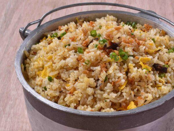 Fried Rice Trio, P90