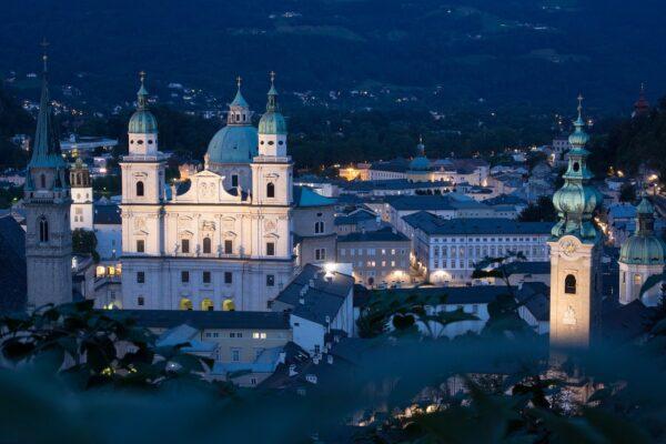 Holy Trinity Church, Salzburg